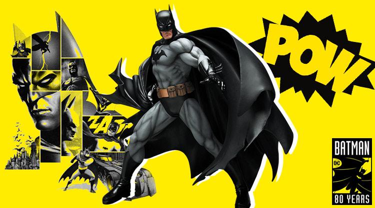 Adaletin sembolü Batman hakkında ne kadar bilgilisin?