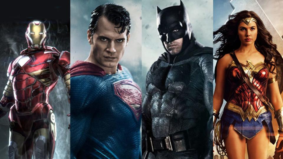 Hangi çizgi roman kahramanısın?