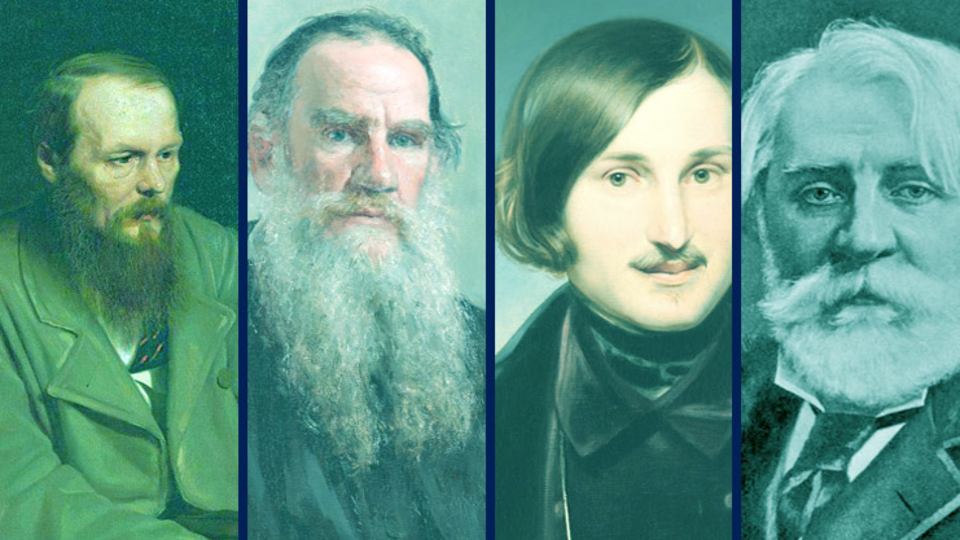 Rus edebiyatına ne kadar hakimsin?